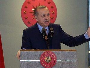 Erdoğandan kredi derecelendirme kuruluşlarına eleştiri