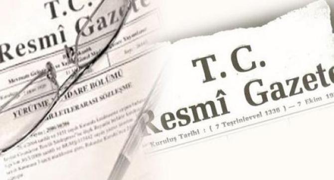 Resmi Gazete'de yayımlandı! Sabah saatlerinde kritik atamalar! Kim hangi göreve getirildi?