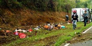 Endonezya'da katliam gibi kaza: 25 ölü, 16 yaralı