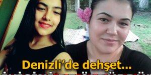 Denizli'de pompalı dehşet: Eşi ile kızını öldürüp, intihara kalkıştı