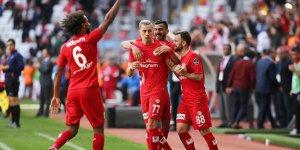 Antalyaspor: 2 - Kayserispor: 1