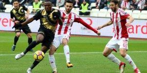 Demir Grup Sivasspor: 3 - Osmanlıspor: 2