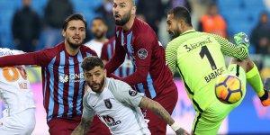 Trabzonspor: 0 - Medipol Başakşehir: 1