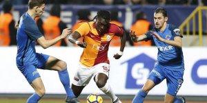 Kasımpaşa: 2 - Galatasaray: 1