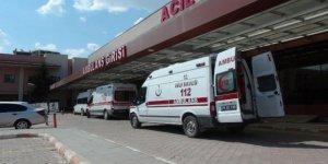 Darmık'ta mayın patladı: 10 ÖSO'lu yaralı
