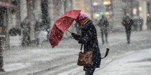 İstanbul'a hafta sonu kar yağacak mı?