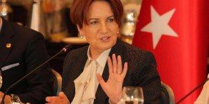 Meral Akşener'den Bahçeli'ye sert sözler: Eylemsiz doçent, sarayın memuru