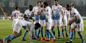 Teleses Mobilya Akhisarspor: 1 - Trabzonspor: 3