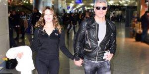Özcan Deniz, Feyza Aktan ile evlendi