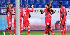 Kasımpaşa: 2 - Antalyaspor: 3