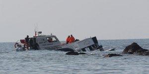 Ege'de mülteci teknesi battı: 4'ü çocuk 16 kişi öldü