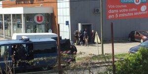Fransa'da rehine krizi sona erdi! Terör örgütü DEAŞ üstlendi