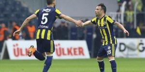 Fenerbahçe: 2 - Bursaspor: 1