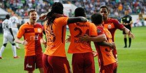 Teleset Mobilya Akhisarspor: 1- Galatasaray: 2