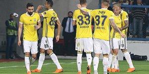 Kardemir Karabükspor: 0 - Fenerbahçe: 7