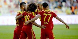 Evkur Yeni Malatyaspor: 3 - Kayserispor: 2