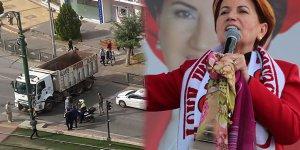 Meral Akşener'den kamyon tepkisi