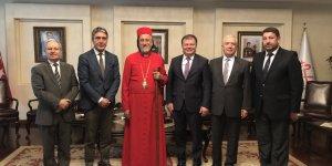 İstanbul İyi Parti İnançlar Komisyonu ziyaretlerini sürdürüyor.