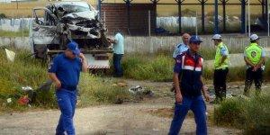 Eskişehir'de feci kaza! Beş kişi öldü