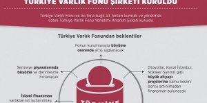 Türkiye Varlık Fonu Şirketi kuruldu