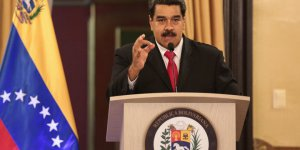 Venezuela lideri Maduro'ya bombalı saldırı