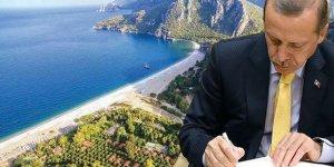 Turizm yatırımlarına tahsis iznini Erdoğan verecek