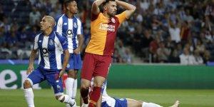 Porto: 1 - Galatasaray: 0