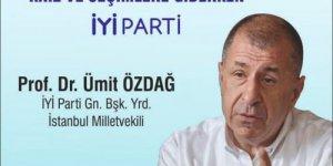 Yeniden Aydınlanma Derneği'nde Ümit Özdağ Konferansları Ankara ile başlıyor