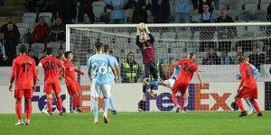 Malmö: 2 - Beşiktaş: 0
