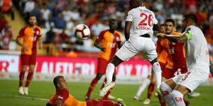 Antalyaspor: 0 - Galatasaray: 1