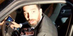 Polis raporunun ardından Arda Turan emniyette