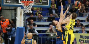 Vesely resital, Fenerbahçe şov yaptı