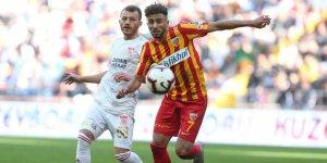 Kayserispor: 2 - Demir Grup Sivasspor: 0
