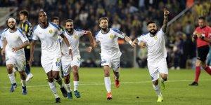 Fenerbahçe: 1 - MKE Ankaragücü: 3