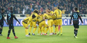 Evkur Yeni Malatyaspor: 5 - Trabzonspor: 0