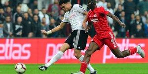 Beşiktaş: 1 - Demir Grup Sivasspor: 2