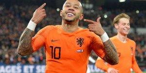 Hollanda Fransa'yı 2-0'la geçti Almanya küme düştü