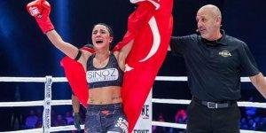 Sabriye Şengül, 2. kez Dünya şampiyonu oldu