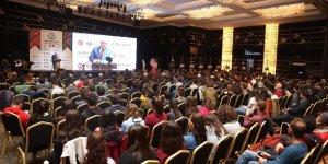 Türk Dünyası Gençlik Buluşmaları Antalya'da gerçekleşti