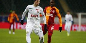 Lokomotiv Moskova: 2 - Galatasaray: 0