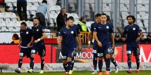 Antalyaspor: 1 - Göztepe: 0