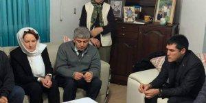 Meral Akşener'den Ayhan Yıldırım'ın ailesine taziye ziyareti