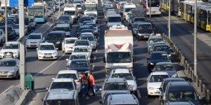 Trafiğe çıkan araç sayısı yüzde 39 azaldı