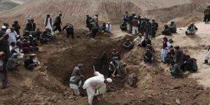 Altın madeninde toprak kayması: 30 ölü