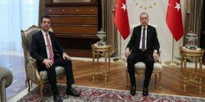 İmamoğlu, Cumhurbaşkanı ile görüştü