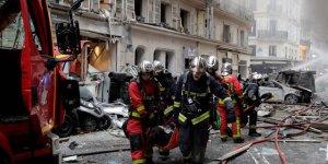 Paris'te patlama... Çok sayıda yaralı var