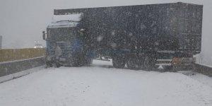 Son dakika! Ankara-İstanbul karayolu trafiğe kapandı