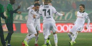 Akhisarspor: 1 - Beşiktaş: 3