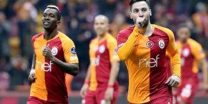 Galatasaray: 6 - MKE Ankaragücü: 0