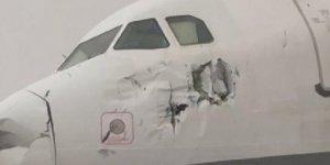 Antalya Havalimanı'nda hortum: 12 yaralı